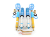 T#4164 - GM5-8040-H0 - E36 318ti Bilstein PSS9 Coil Over Suspension - Bilstein - BMW