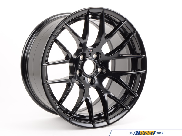 "T#224289 - TMS224289 - E9X M3 GTS Package 19"" Wheel Set for F80 M3 F82 M4 - Genuine BMW - BMW"
