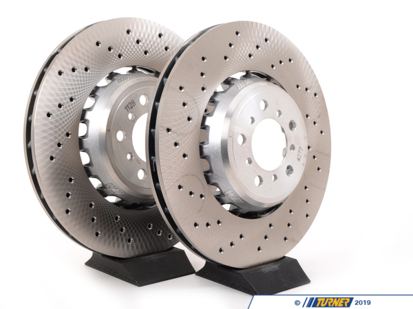 NEW GENUINE BMW 3 Z4 SERIES E46 FRONT VENTILATED BRAKE DISC 34116864047