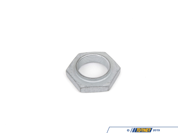 T#50280 - 23217543319 - Genuine BMW Collar Nut - 23217543319 - E34,E36,E39,E46,E36 M3 - Genuine BMW -