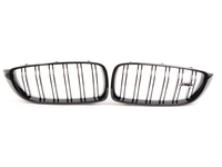 M Performance Gloss Black Center Grills - F80 M3