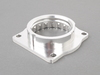 T#4316 - 46-31006 - aFe Throttle Body Spacer - E60 550i E63 650i E53 X5 4.8is - AFE - BMW