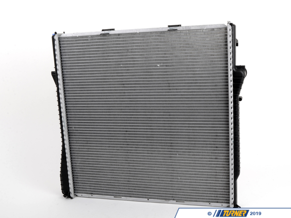 T#11932 - 17107544668 - E53 X5 3.0i Automatic OEM Behr Radiator - OEM BEHR brand replacement radiator for all 2000-2006 E53 X5 3.0i with Automatic Transmission. This radiator is made by BEHR, an original equipment (OE) supplier to BMW. This is the brand we use exclusively on our own X5's, and think you should as well.Hailing from Stuttgart, Mahle-Behr specializes in automotive cooling systems. From air conditioning to engine cooling M-B has you covered with OE-quality replacement parts.This item fits the following BMWs:2000-2006  E53 BMW X5 3.0i - Mahle-Behr - BMW