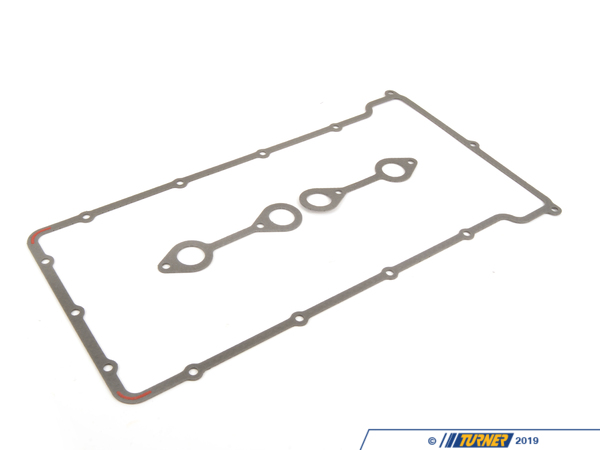 T#295 - 11121312171-173 - Valve Cover Gasket Set - E30 M3  - Elring - BMW