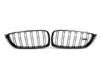 M Performance Gloss Black Center Grills - F82 M4