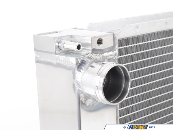 T#3242 - PWR5533 - E36 PWR 55mm Aluminum Radiator Upgrade - PWR - BMW
