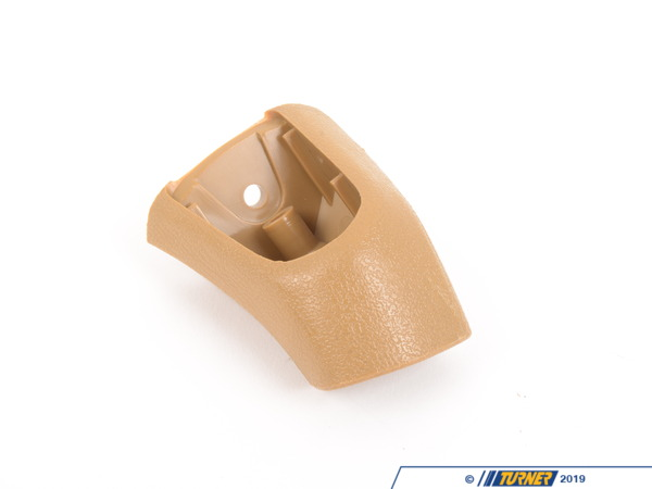T#95442 - 51411859145 - Genuine BMW Armrest Upper Part Front Left Nylonbraun - 51411859145 - Genuine BMW -