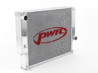 E36 PWR 55mm Aluminum Radiator Upgrade