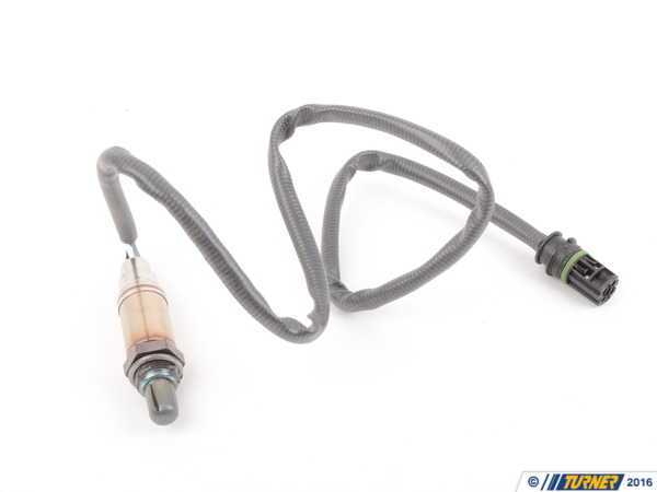 T#2996 - 11781743994 - OEM Bosch Oxygen Sensor - Cyl. 1-3 - before catalytic converter - E46 M3 Z3M - Bosch - BMW
