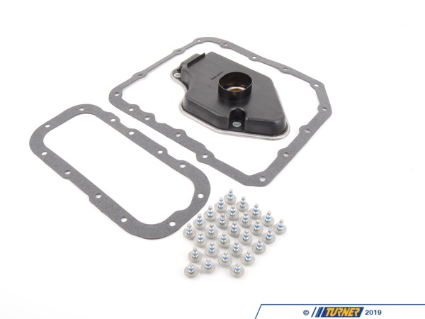 T#13256 - 24111218899 - OEM BMW Automatic Transmission Oil Strainer 24111218899 - Meistersatz - BMW