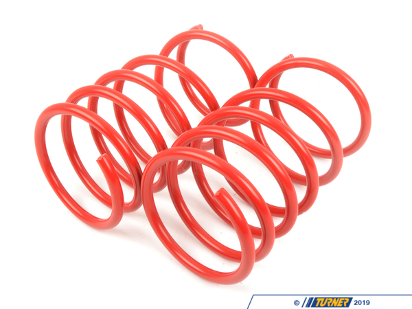 T#3710 - 50410-88 - H&R Race Spring Set - E36 M3 1995 - H&R - BMW