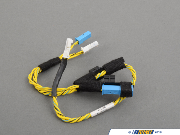 T#182031 - 65137842202 - Genuine BMW Connecting Line - 65137842202 - E70 X5,E71 X6 - Genuine BMW -