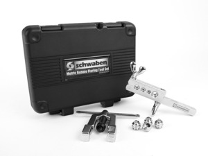 Schwaben Metric Bubble Flaring Tool Set