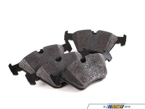 T#4534 - 34113404362 - Genuine BMW Front Brake Pads (Set) - E83 X3  - Genuine BMW - BMW