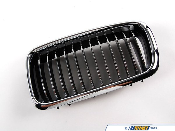 T#8797 - 51138231595 - Genuine BMW Grille Left Chrom - 51138231595 - E38 - Genuine BMW -