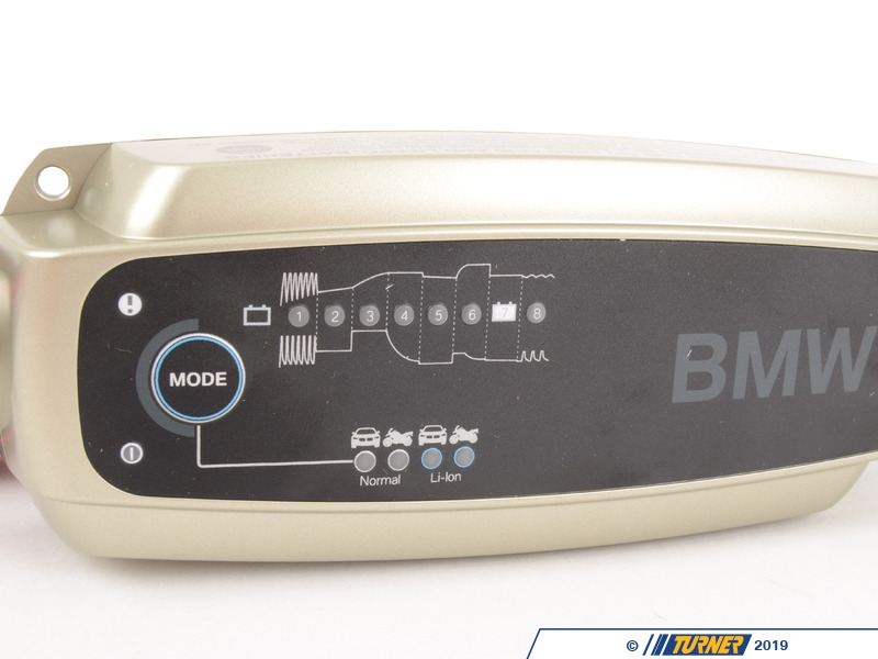 61432408594 genuine bmw battery charger turner motorsport