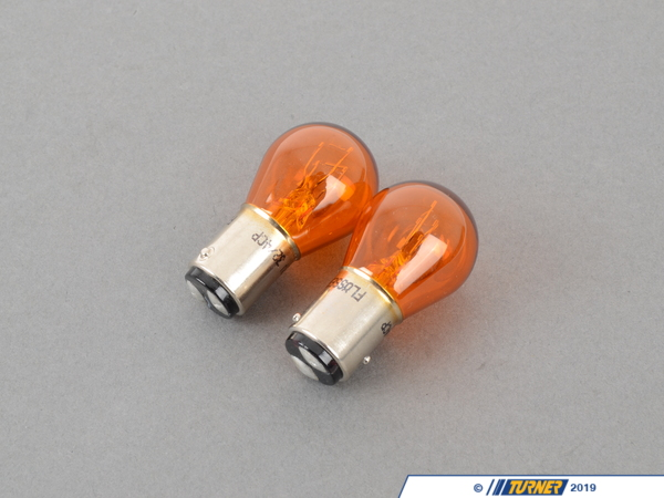T#4087 - E30EARLYCLEARK - E28, E30 318i/325i 1984-88, E30 M3 Clear Front Turn Signals (pair) - Turner Motorsport - BMW
