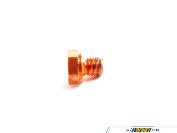 T#27215 - 07119900801 - Genuine BMW Screw Plug - 07119900801 - E38,E39 - Genuine BMW -