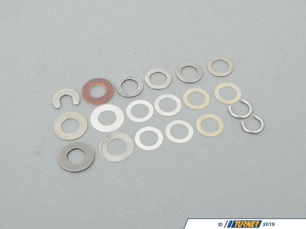 T#39123 - 12411268377 - Genuine BMW Repair Kit Starter Motor - 12411268377 - E30 - Genuine BMW -