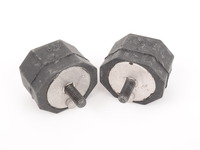 E30, E24, E28 Manual Transmission Mounts (Pair)