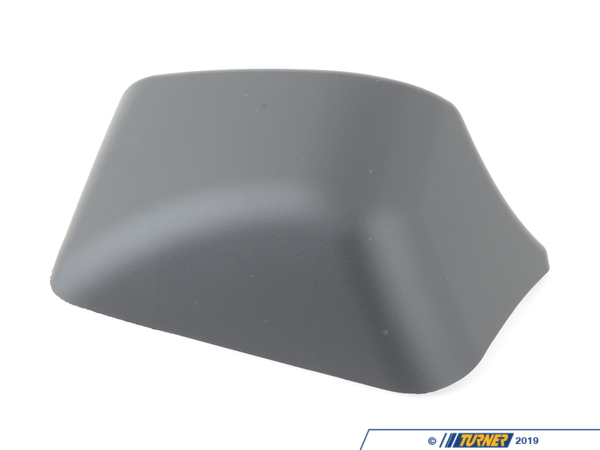 T#113496 - 51478400136 - Genuine BMW Right Cover F Trunk Roller Cover Schwarz - 51478400136 - Genuine BMW -