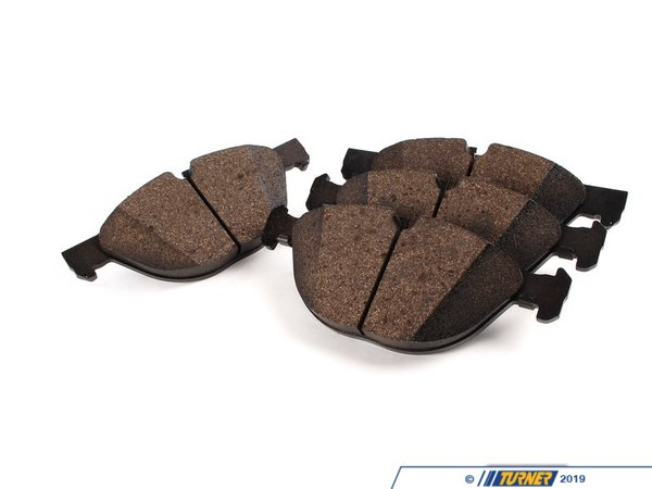 Genuine BMW Genuine BMW Front Brake Pad Set - E71 E70 X6 X5 xDrive50i  34116791514