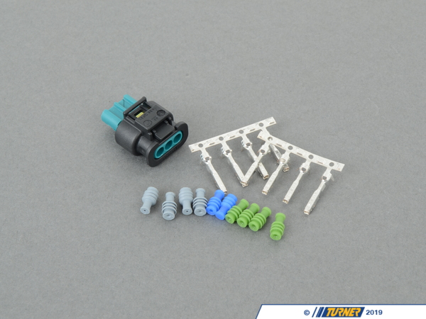 T#215615 - 61132359997 - Genuine BMW Rep. Kit For Socket Housing - 3 Pol. - 61132359997 - Genuine BMW -