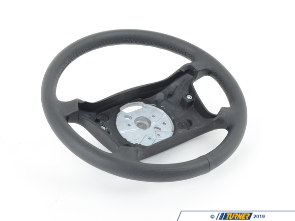 T#56490 - 32303411790 - Genuine BMW Leather Steering Wheel Schwarz - 32303411790 - E83 - Genuine BMW -