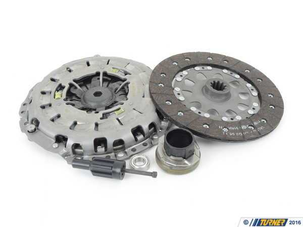 T#4143 - 21217515141 - Clutch Kit - E46 328, E39 528, Z3 2.8 - This is the direct replacement clutch kit for the E46 328i, E39 528i, Z3 2.8. This LUK OEM kit comes complete with clutch disc, pressure plate, and throw-out bearing. . This is the best choice when you want to maintain a reliable and efficient clutch system without the need for a different flywheel, additional parts, or awkward clutch engagement. This item fits the following BMWs:1999-2000  E46 BMW 328i 328ci 1999-2000  E39 BMW 528i 1990-2000  Z3  BMW Z3 2.8  - LUK - BMW