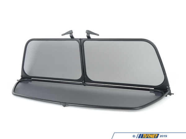T#24286 - 54347246090 - Convertible Wind Deflector - F12 640i 650i M6 Convertible - Genuine BMW - BMW