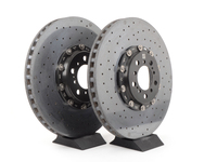 Front Carbon Ceramic Brake Rotors - F80 M3 F82 M4 (pair)