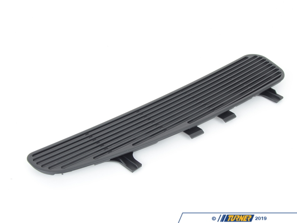 T#109661 - 51468204317 - Genuine BMW Left Package Shelf Vent Louver Schwarz - 51468204317 - E39 - Genuine BMW -