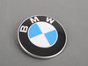 T#12158 - TMS12158 - BMW Trunk Emblem with Grommets For E90, F30 3-series, F32 4 Series - Genuine BMW - BMW