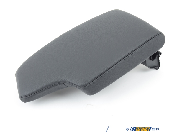T#223278 - 51169285151 - Genuine BMW Armrest In Leather, Front Ce - 51169285151 - Genuine BMW -