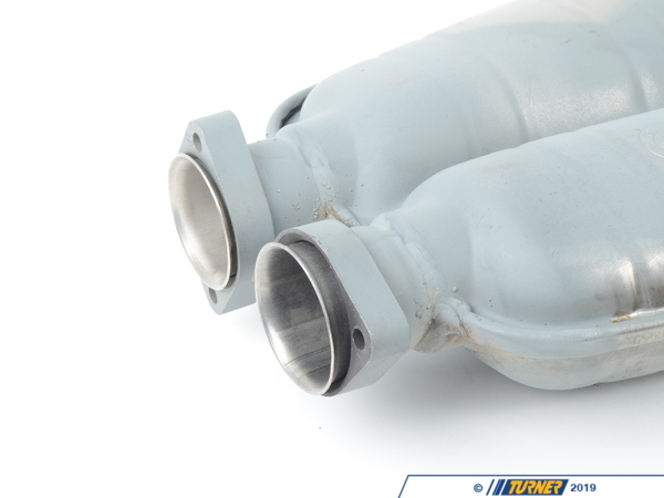 T#47613 - 18121723667 - Genuine BMW Center Silencer - 18121723667 - Genuine BMW -