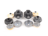 Rear Shock Mounts (RSM) - Lower + Upper - OEM Rubber - E82, E9X (not M) (Pair)