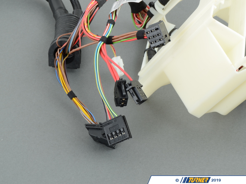 12517835540 genuine bmw wiring harness engine trans module rh turnermotorsport com 2003 BMW 325I Wiring Harness BMW E46 Wiring Harness