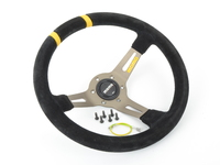 MOMO Mod Drift Steering Wheel - Black - 330mm