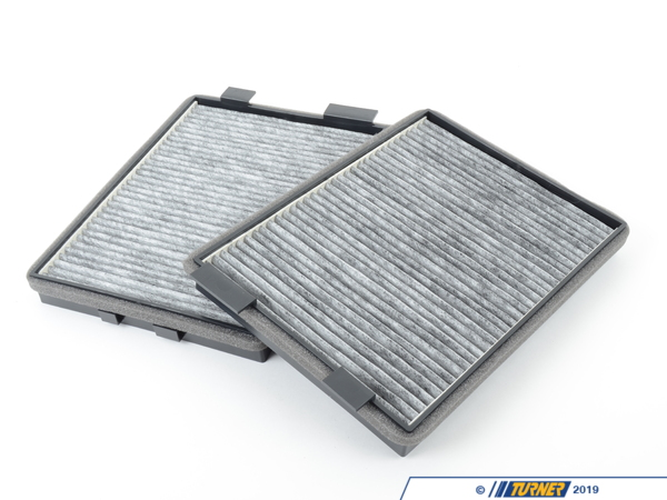 Corteco Microfilter - Cabin Air Filter - Activated Charcoal (pair)- E39 64110008138