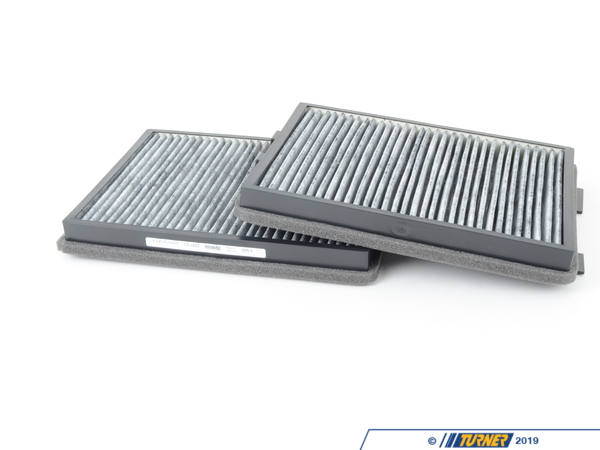 T#1115 - 64110008138 - Microfilter - Cabin Air Filter - Activated Charcoal (pair)- E39 - Corteco - BMW