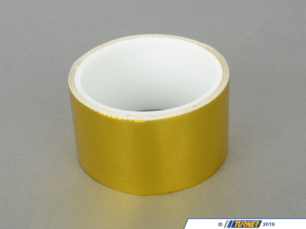 "T#385020 - HEA-GWRAP-15 - Gold Heat Reflective Tape - 2"" x 15' - Prosport Performance - BMW MINI"
