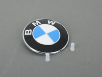 BMW Trunk Emblem with Grommets For E39 5-series