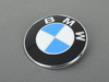 T#2273 - 51148203864G - BMW Trunk Emblem with Grommets For E39 5-series - Genuine BMW - BMW