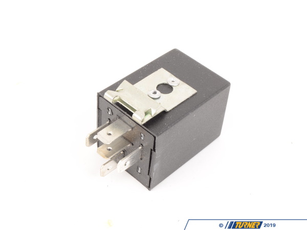 T#1292 - 34521154894 - E30 ABS Relay - This is a replacement relay for the ABS system. It fits 1987-1991 M3, and all 1984-1991 E30 3 series equipped with ABS anti-lock brake system (including 325i, 325is, 325ix, 325e, 325es).   Alternate part number 34520005192. - Kaehler - BMW