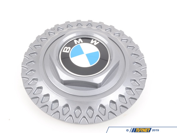 T#67388 - 36132227775 - Genuine BMW Hub Cap Granitsilber - 36132227775 - E36 - Genuine BMW -