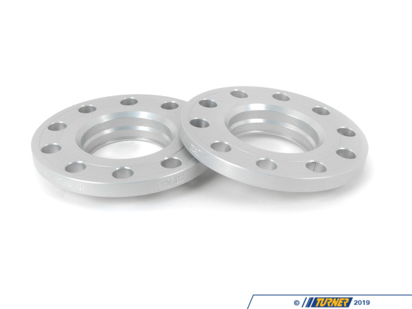 T#5564 - 2475725-14125 - H&R 12mm Wheel Spacers with Extended Bolts - E70 X5M, E71, F02, F10, F13, F25 - H&R - BMW