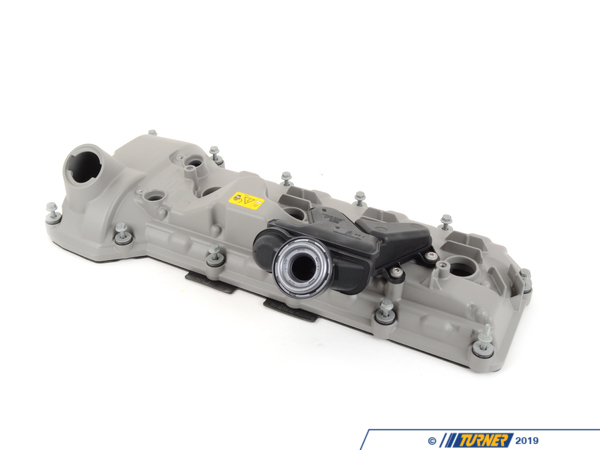 T#31650 - 11127848153 - Genuine BMW Cylinder Head Cover Zyl. 1-4 - 11127848153 - E90,E92,E93 - Genuine BMW -