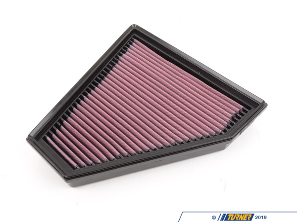 T#22453 - 13710445635 - E82 128i Replacement Air Filter for BMW Performance Intake - Genuine BMW - BMW