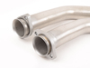 T#4190 - 787512 - E46 M3, MZ3 S54 Supersprint Section 1 Straight Pipe - Supersprint - BMW