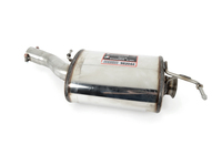 E89 Z4 35i/35is Supersprint Left Performance Muffler (1x90mm Tip)